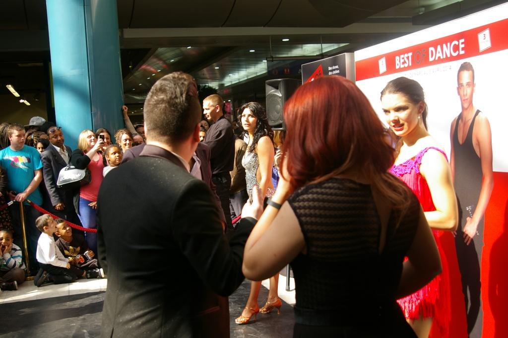 [05.04.2014] Chris Marques et Jaclyn Spencer pour l'événement #BestOfDance aux #3Fontaines Imgp9430