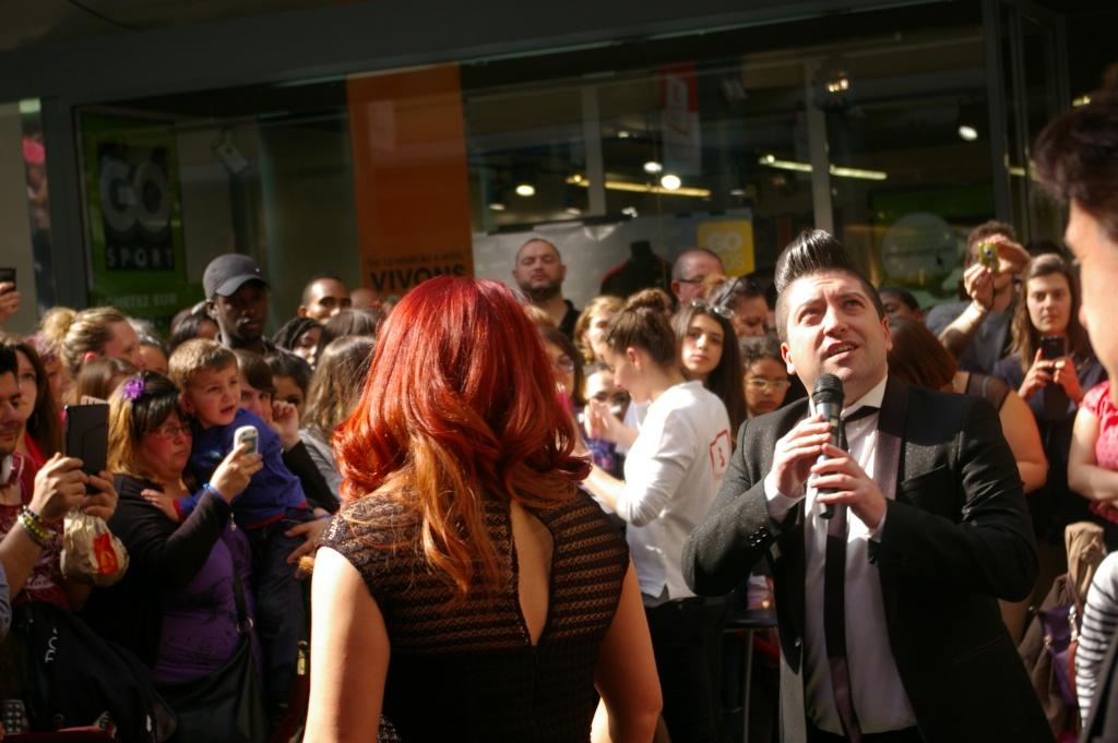 [05.04.2014] Chris Marques et Jaclyn Spencer pour l'événement #BestOfDance aux #3Fontaines Imgp9432