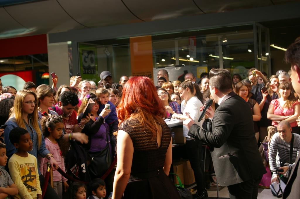 [05.04.2014] Chris Marques et Jaclyn Spencer pour l'événement #BestOfDance aux #3Fontaines Imgp9433