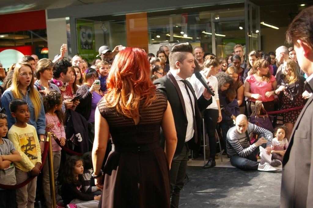 [05.04.2014] Chris Marques et Jaclyn Spencer pour l'événement #BestOfDance aux #3Fontaines Imgp9439