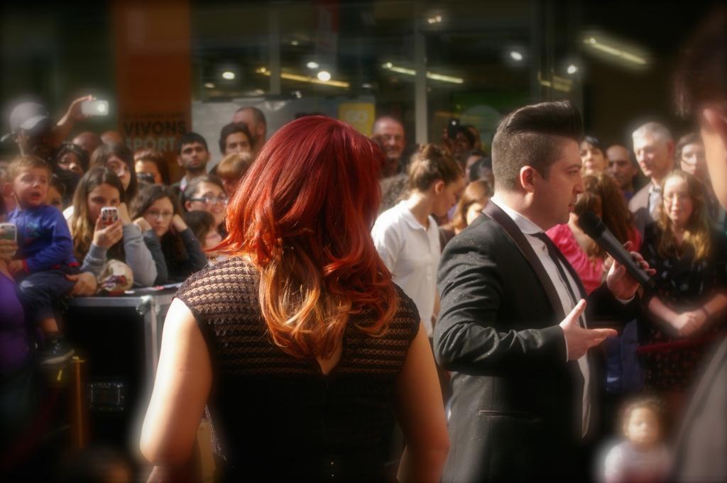 [05.04.2014] Chris Marques et Jaclyn Spencer pour l'événement #BestOfDance aux #3Fontaines Imgp9440