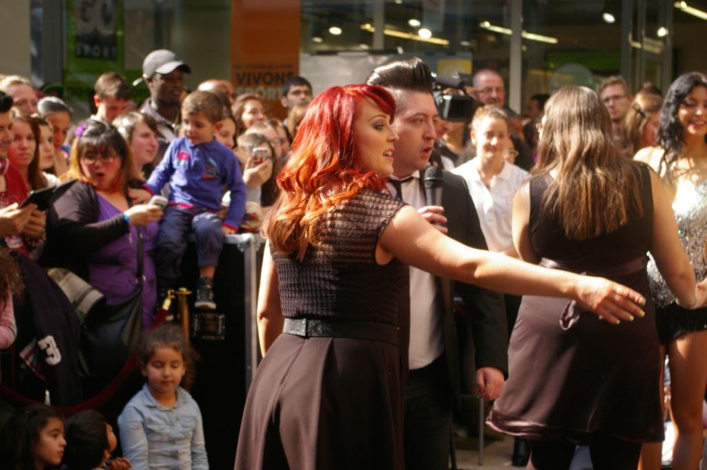 [05.04.2014] Chris Marques et Jaclyn Spencer pour l'événement #BestOfDance aux #3Fontaines Imgp9515