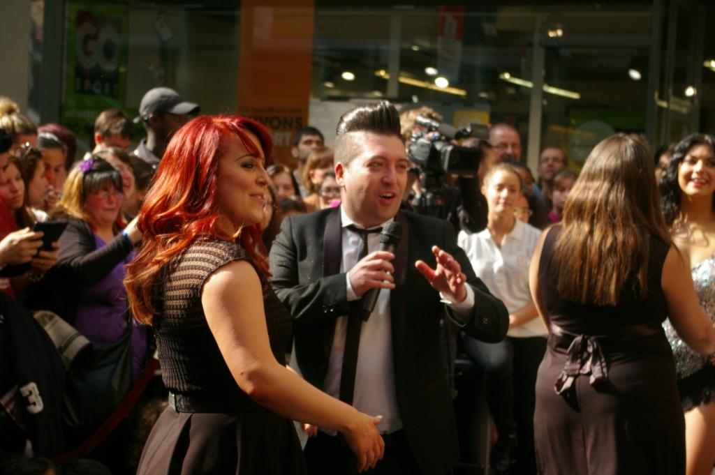 [05.04.2014] Chris Marques et Jaclyn Spencer pour l'événement #BestOfDance aux #3Fontaines Imgp9517