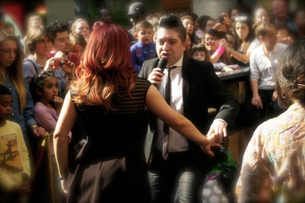 [05.04.2014] Chris Marques et Jaclyn Spencer pour l'événement #BestOfDance aux #3Fontaines Imgp9535