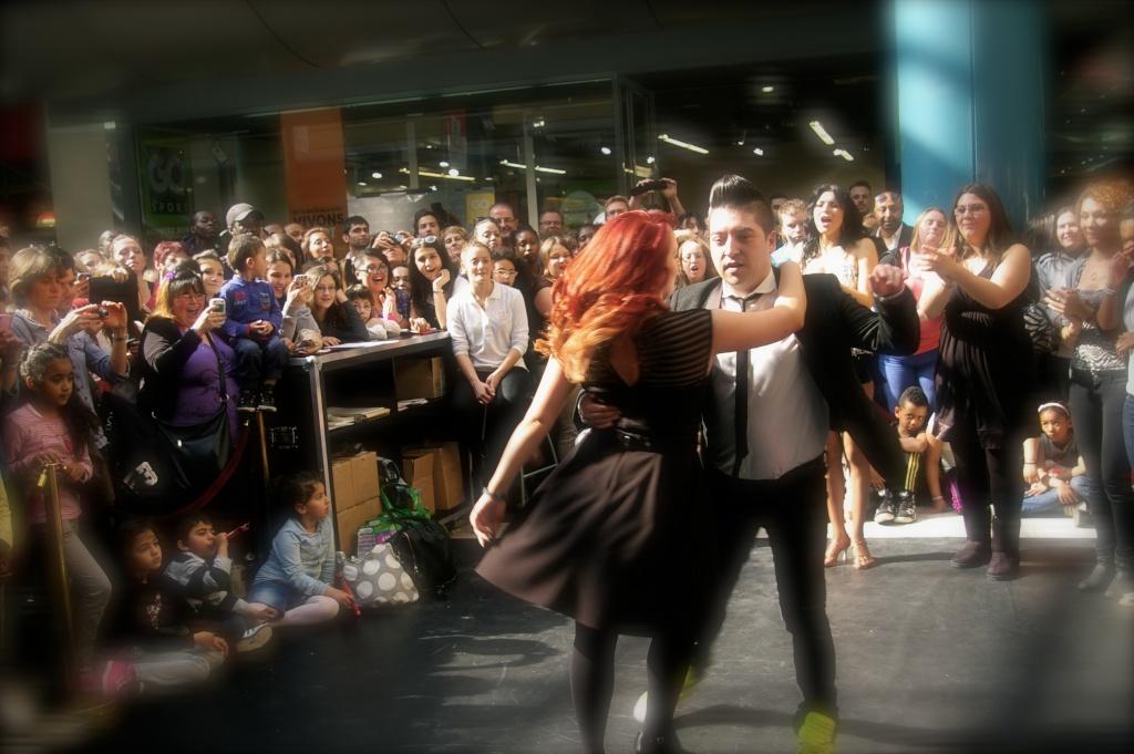 [05.04.2014] Chris Marques et Jaclyn Spencer pour l'événement #BestOfDance aux #3Fontaines Imgp9543