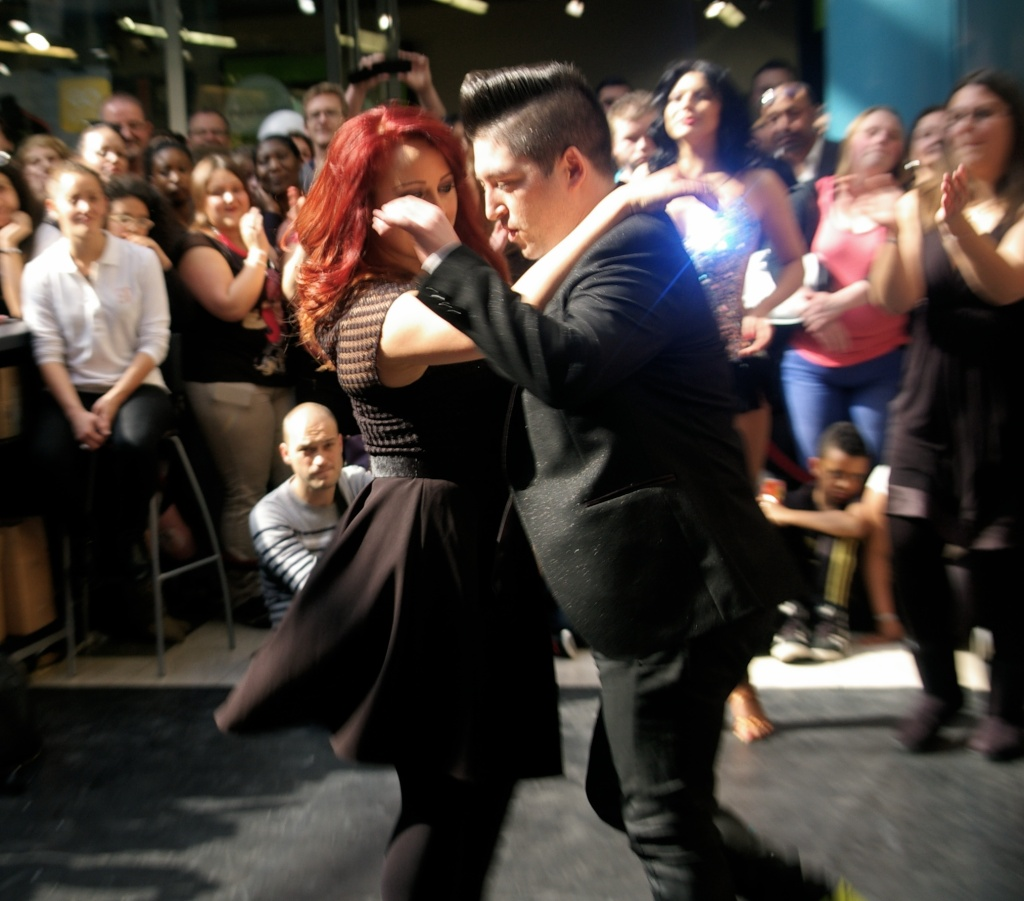 [05.04.2014] Chris Marques et Jaclyn Spencer pour l'événement #BestOfDance aux #3Fontaines Imgp9544