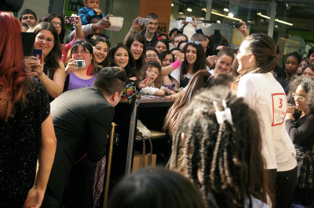 [05.04.2014] Chris Marques et Jaclyn Spencer pour l'événement #BestOfDance aux #3Fontaines Imgp9833