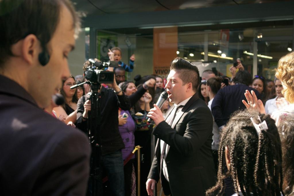 [05.04.2014] Chris Marques et Jaclyn Spencer pour l'événement #BestOfDance aux #3Fontaines Imgp9911