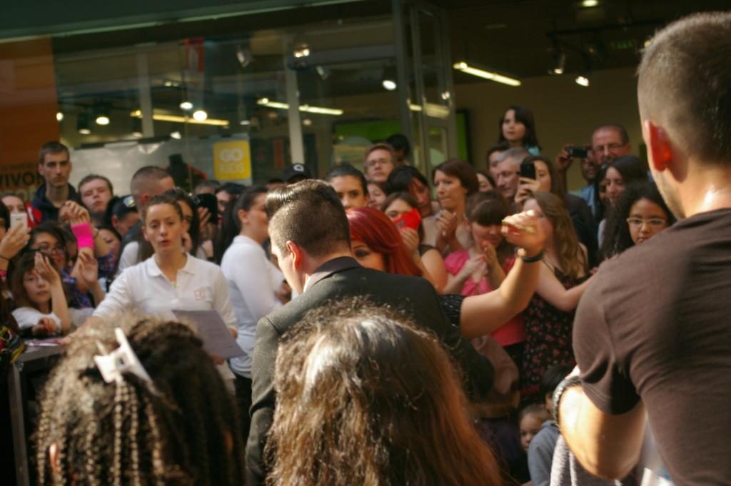 [05.04.2014] Chris Marques et Jaclyn Spencer pour l'événement #BestOfDance aux #3Fontaines Imgp9912
