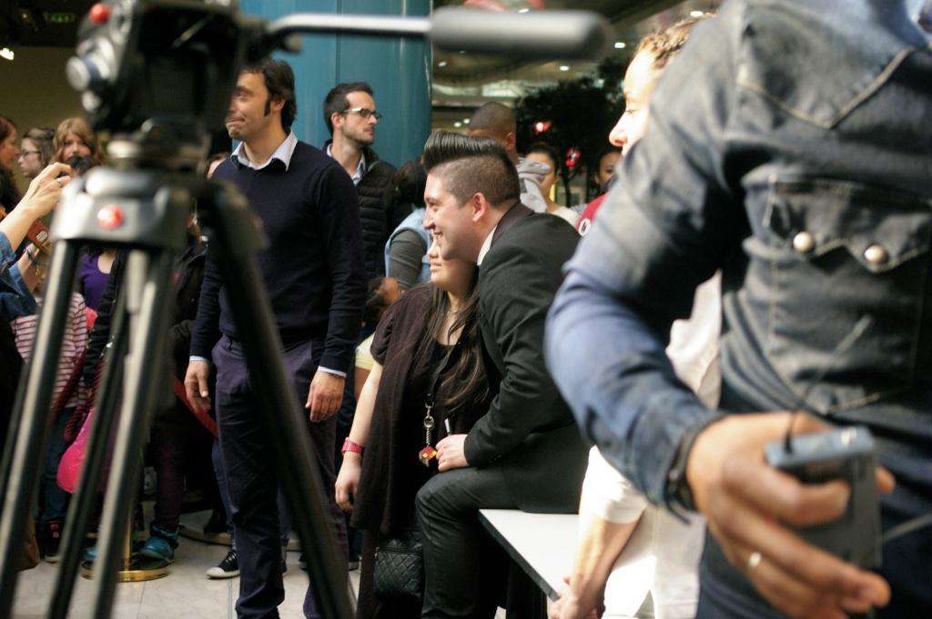 [05.04.2014] Chris Marques et Jaclyn Spencer pour l'événement #BestOfDance aux #3Fontaines Imgp9921