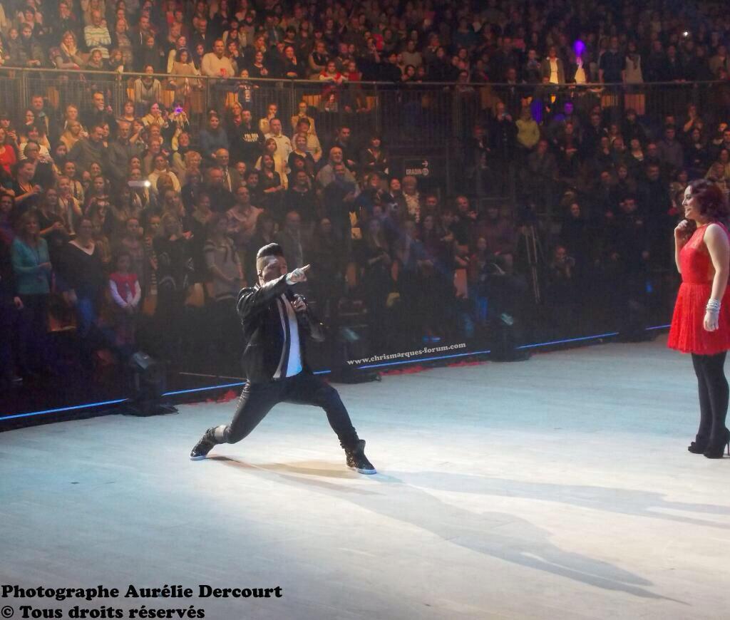 [25-26.01.14] Chris et Jaclyn Spencer à #Lille pour @DALSLaTournée Okaure10