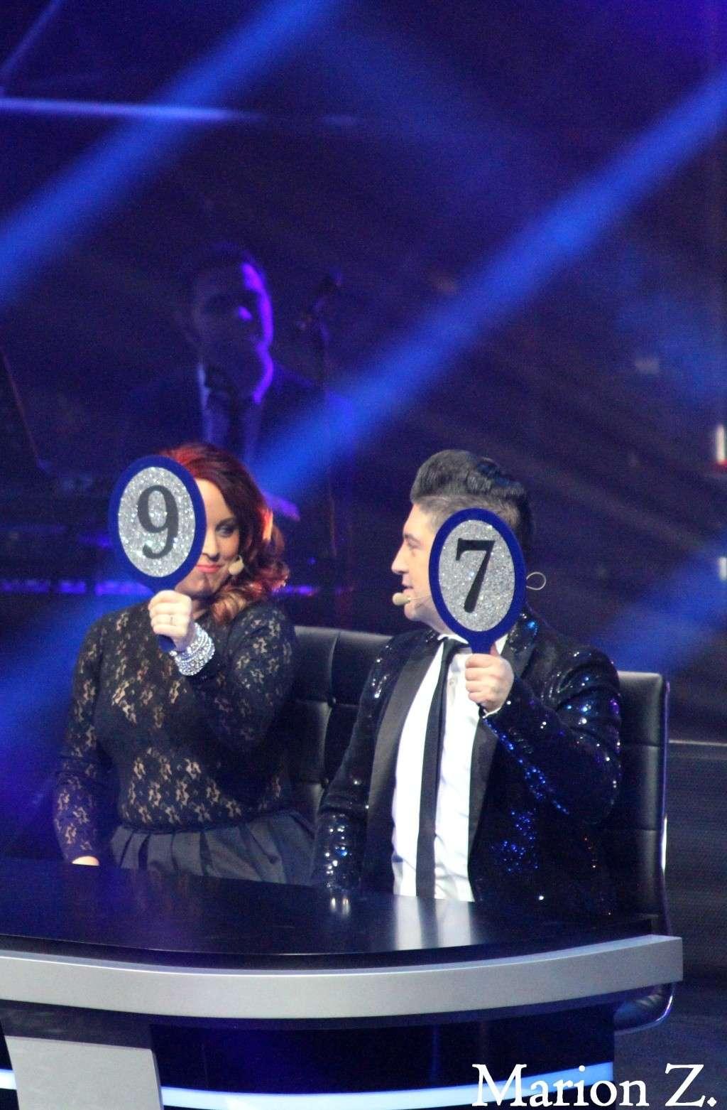[25-26.01.14] Chris et Jaclyn Spencer à #Lille pour @DALSLaTournée Okmari16
