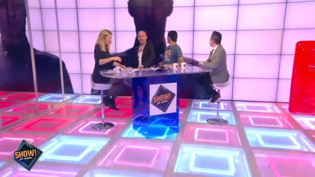 """[10.10.2013] Photos de Chris Marques dans """"Show! Le Matin"""" en live sur D17  Vlcsn134"""
