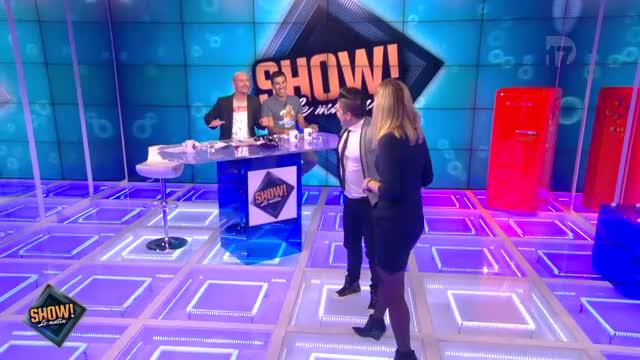 """[10.10.2013] Photos de Chris Marques dans """"Show! Le Matin"""" en live sur D17  Vlcsn171"""