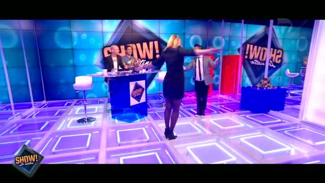"""[10.10.2013] Photos de Chris Marques dans """"Show! Le Matin"""" en live sur D17  Vlcsn185"""