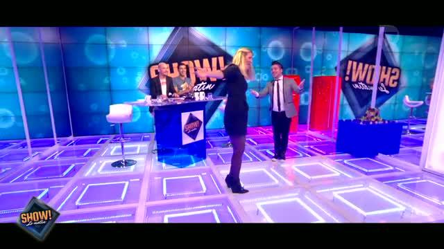 """[10.10.2013] Photos de Chris Marques dans """"Show! Le Matin"""" en live sur D17  Vlcsn186"""