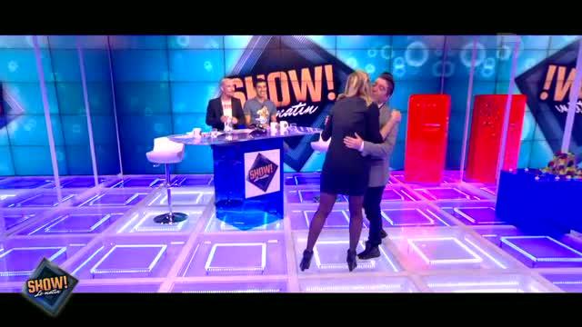 """[10.10.2013] Photos de Chris Marques dans """"Show! Le Matin"""" en live sur D17  Vlcsn187"""