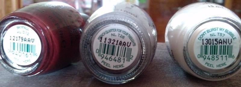 Vernis à ongles : vos marques et couleurs favorites !  - Page 17 Cam00116