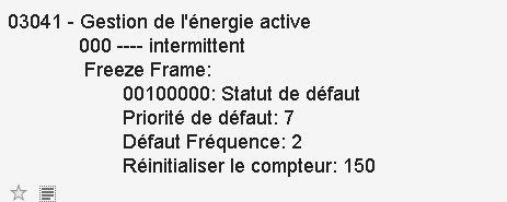 code erreur Code_e10