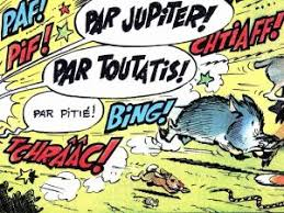 Tintin VS Astérix, FIGHT!!! - Page 6 Images15