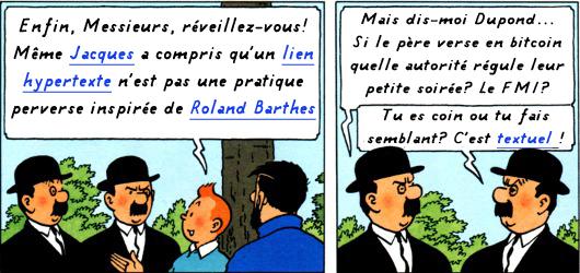 LES EVOLUTIONS DE L'HOPITAL / LA BOITE A IDEES - Page 17 Tintin24