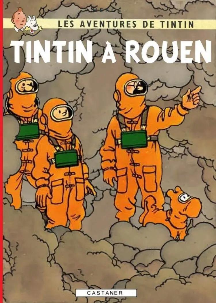 LE GRAND FOURRE-TOUT - Page 32 Tintin28