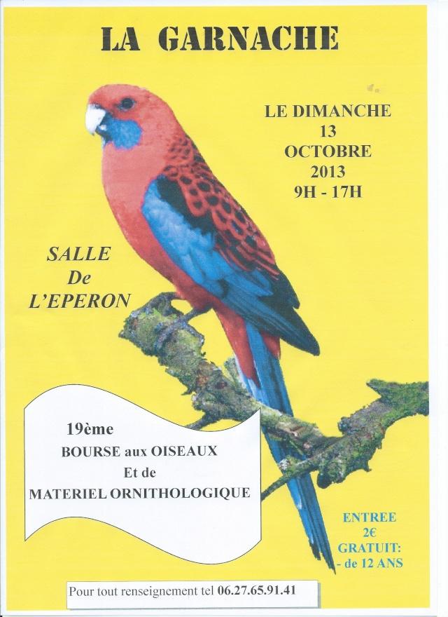 bourse en Vendée Affich10