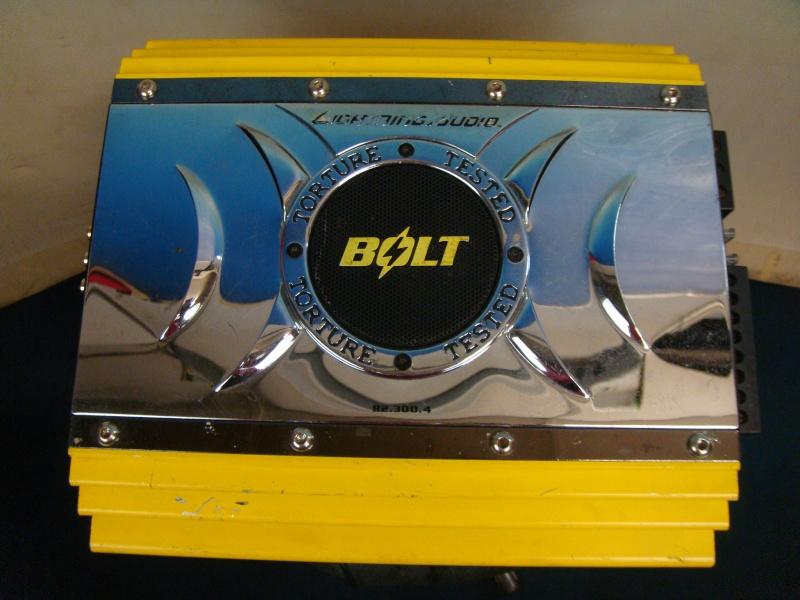 Lightning audio car power amp(sold) Dsc09313