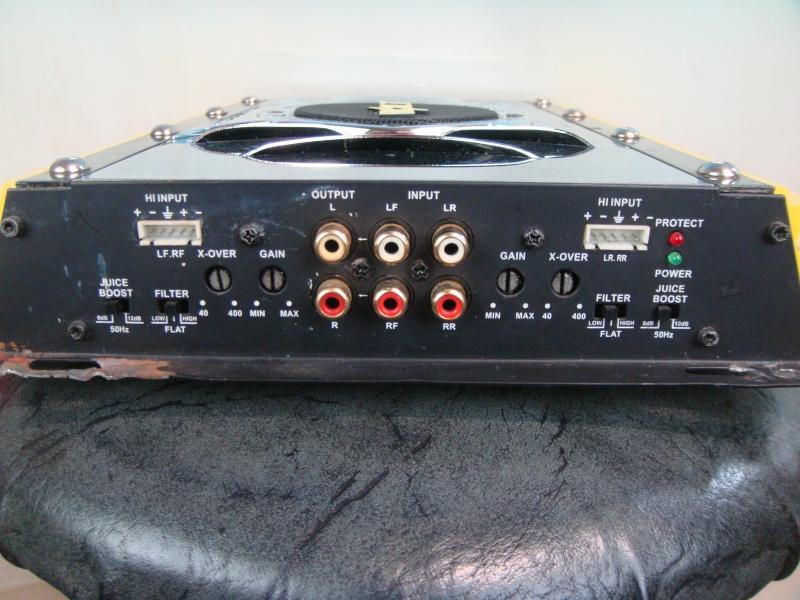 Lightning audio car power amp(sold) Dsc09314