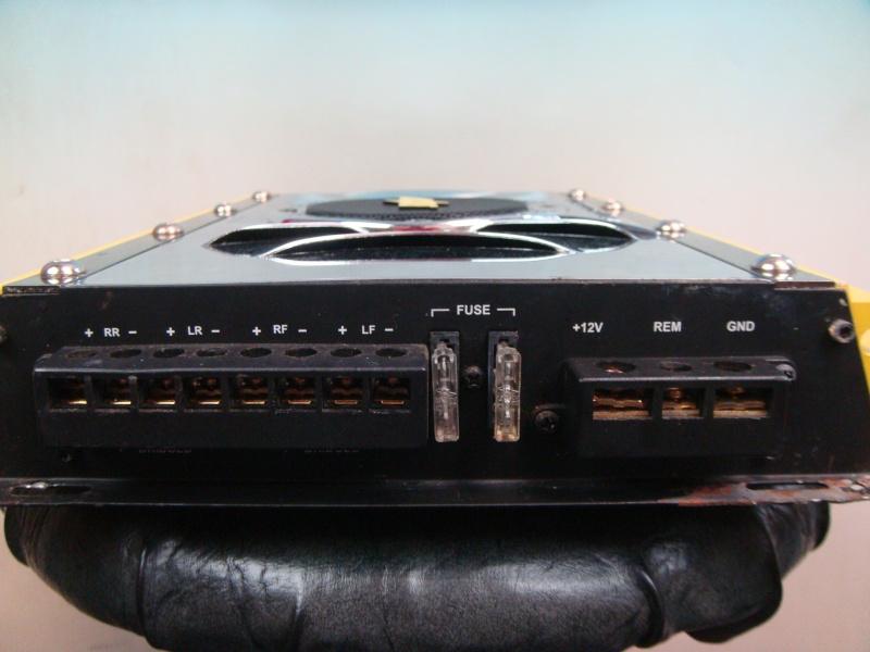 Lightning audio car power amp(sold) Dsc09315