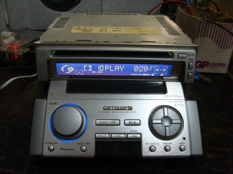 pionner car cd player ps9900md Dsc09316