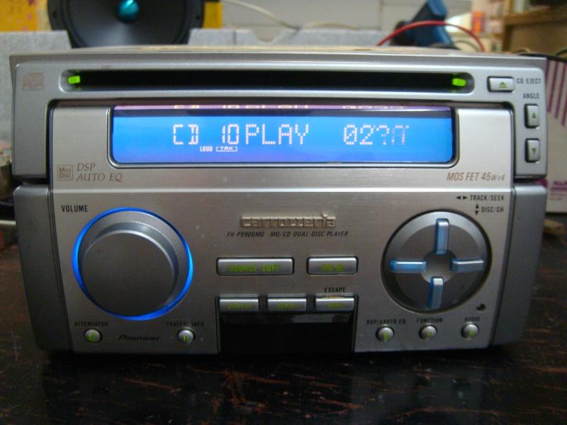 pionner car cd player ps9900md Dsc09317