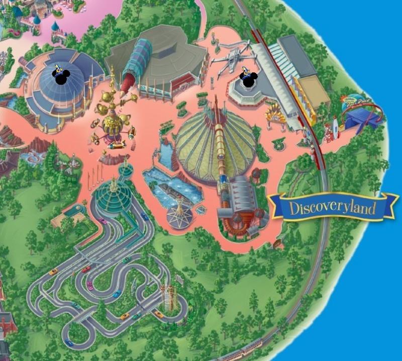 Descriptif des boutiques du Parc Disneyland (en construction) Discov10