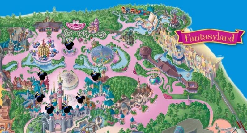 Descriptif des boutiques du Parc Disneyland (en construction) Fantas10