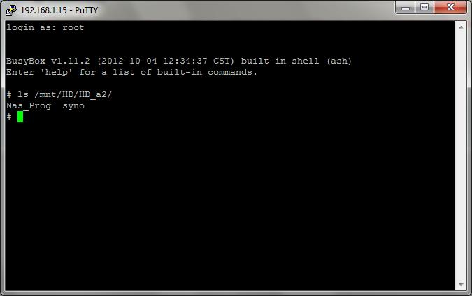 [NAS] D-Link DNS-320 et DNS-325 - Page 6 Ssh_dn10
