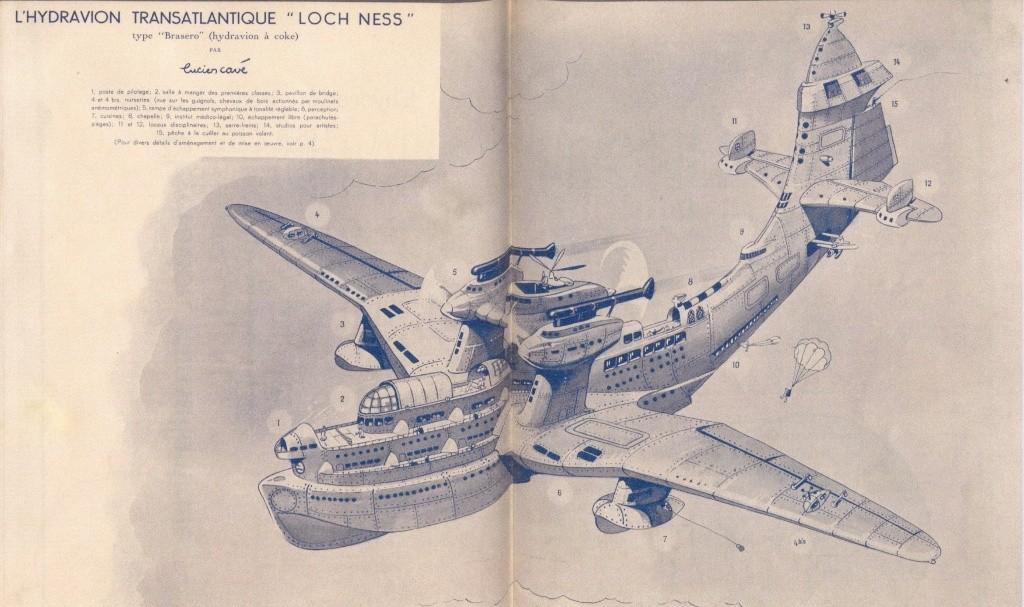 """[Les anciens avions de l'aéro] Hydravion SHORT """"SUNDERLAND"""" - Page 3 1935_d13"""
