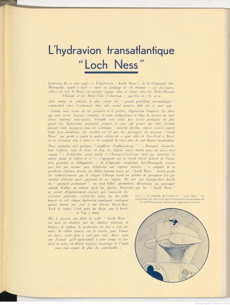 """[Les anciens avions de l'aéro] Hydravion SHORT """"SUNDERLAND"""" - Page 3 1935_l10"""