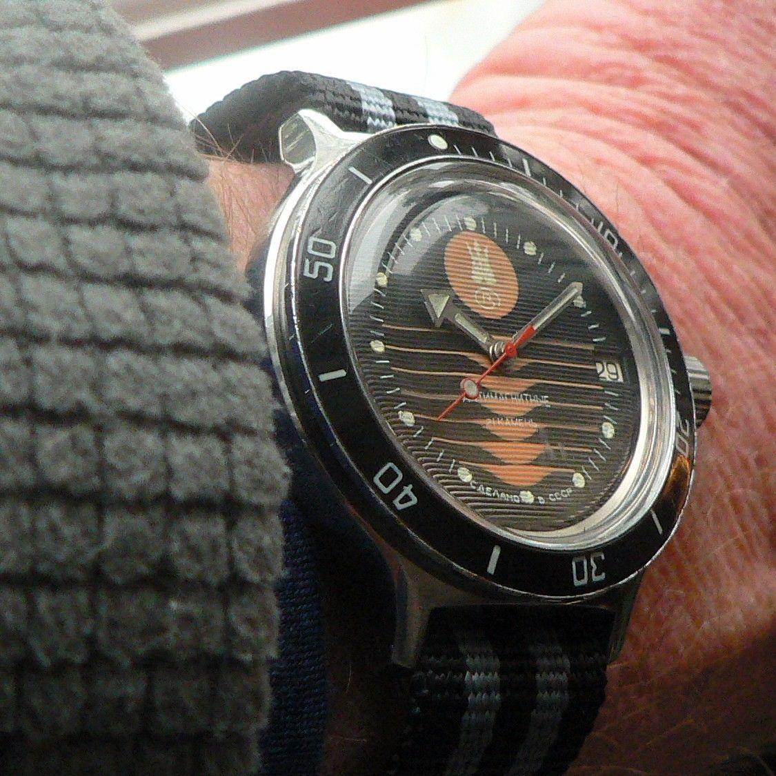 Vostok Neptune _57-610
