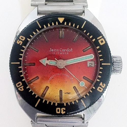Marques d'emprunt ou d'exportation des montres soviétiques _57-6b10