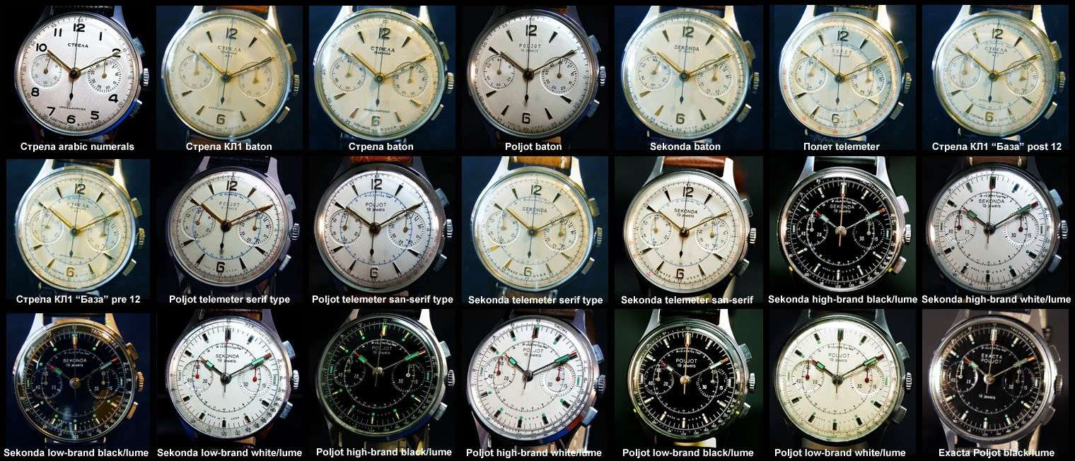 chronographe strela choix impossible! BESOIN D'AIDE SVP Strela10