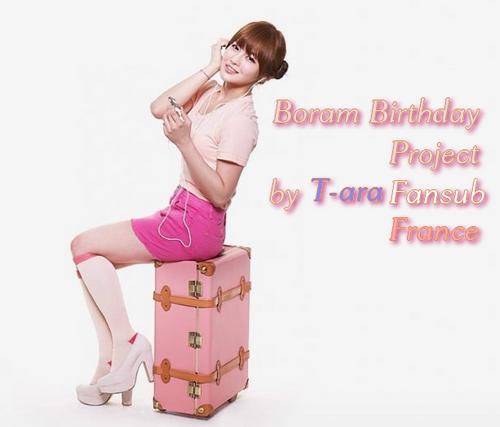 [NFP #4] Boram Birthday Project #1 Boram_12
