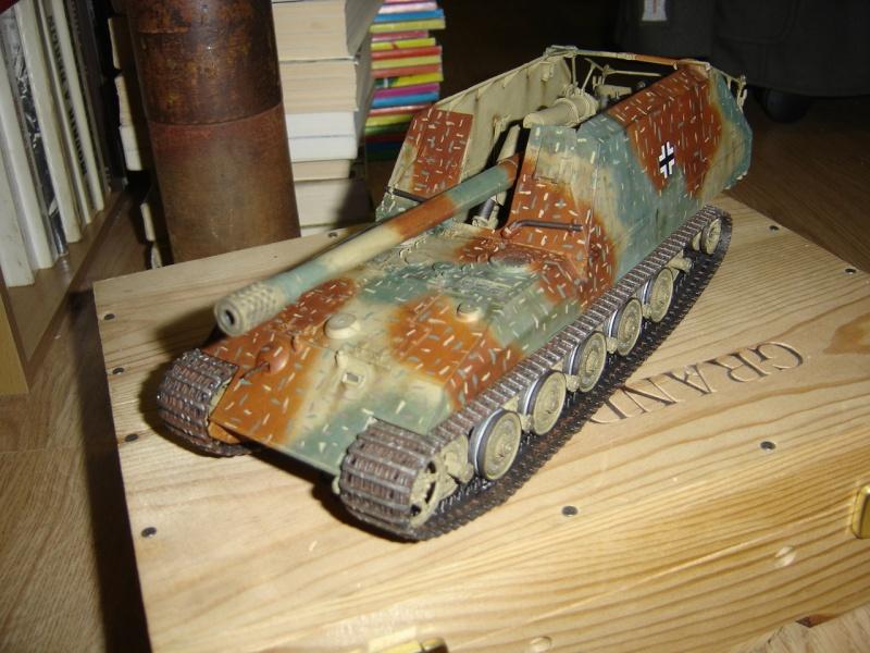 geschutzwagen tiger fur 17cm kanone 72 (sf) [Trumpeter, 1/35] - Page 5 04411