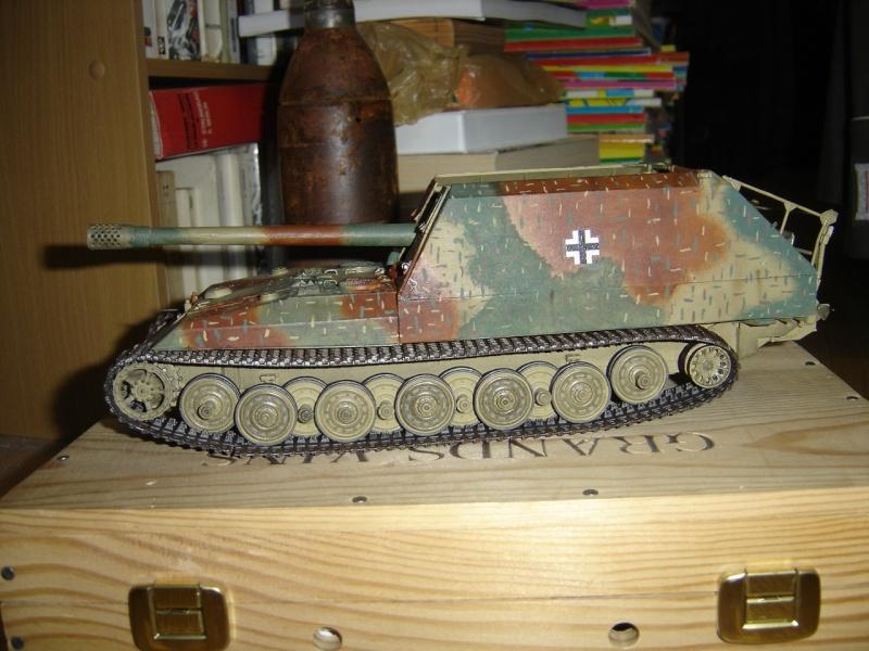 geschutzwagen tiger fur 17cm kanone 72 (sf) [Trumpeter, 1/35] - Page 4 04611
