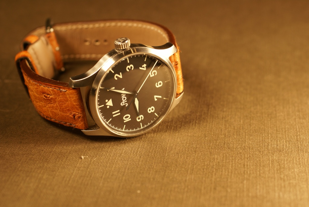 stowa - Idée de bracelet pour ma Stowa flieger Dsc04010
