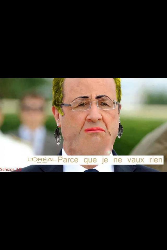 Hollande: la descente aux enfers. Z10