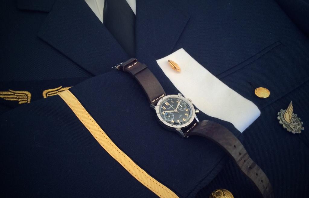 flieger - montres de pilote type 20 ... et .. autre militaire .. Image10
