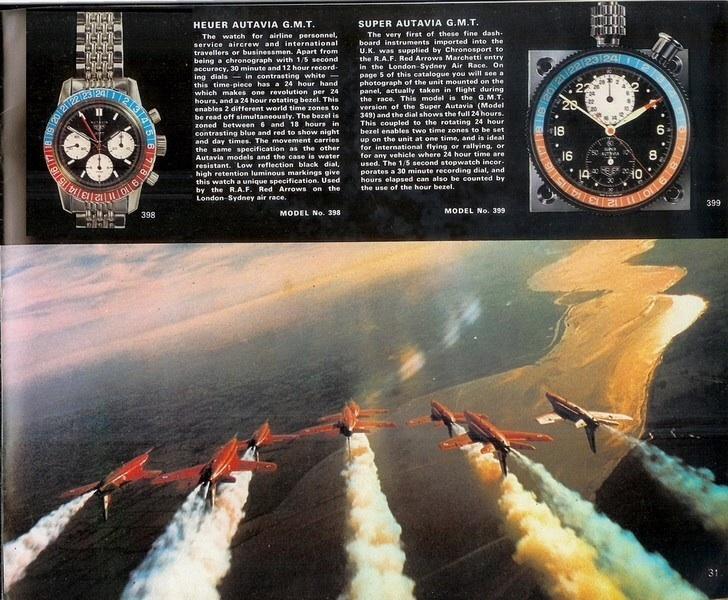 Breitling - Montres, publicités, catalogues vintages, marions-les ! - Page 4 Image15