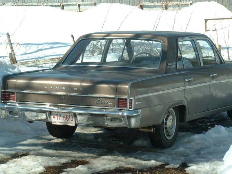 Rambler Classic 1966 VENDU Dscf0010