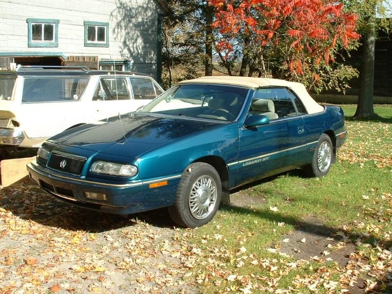 Chrysler GTC 1995 décapotable Dscf0032