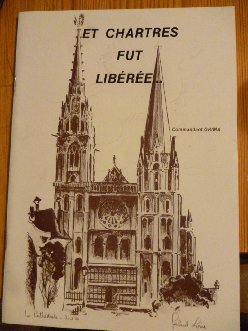 LIVRE : Et Chartres fut libérée...  94206210